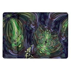 Backdrop Background Abstract Samsung Galaxy Tab 10 1  P7500 Flip Case