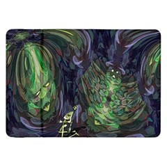 Backdrop Background Abstract Samsung Galaxy Tab 8.9  P7300 Flip Case