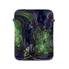 Backdrop Background Abstract Apple Ipad 2/3/4 Protective Soft Cases