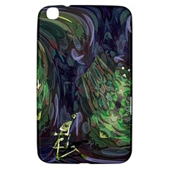 Backdrop Background Abstract Samsung Galaxy Tab 3 (8 ) T3100 Hardshell Case