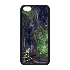 Backdrop Background Abstract Apple Iphone 5c Seamless Case (black)