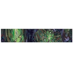 Backdrop Background Abstract Flano Scarf (Large)