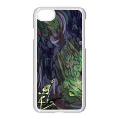 Backdrop Background Abstract Apple Iphone 7 Seamless Case (white)
