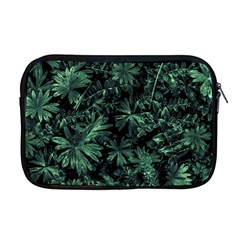 Dark Flora Photo Apple Macbook Pro 17  Zipper Case