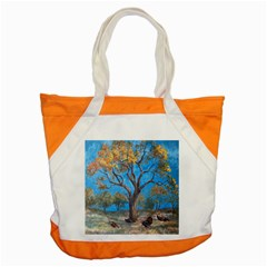 Turkeys Accent Tote Bag