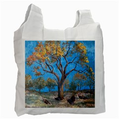 Turkeys Recycle Bag (two Side)