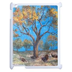 Turkeys Apple iPad 2 Case (White)