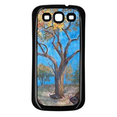 Turkeys Samsung Galaxy S3 Back Case (Black)
