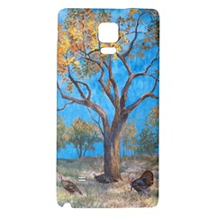 Turkeys Galaxy Note 4 Back Case