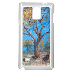 Turkeys Samsung Galaxy Note 4 Case (white)