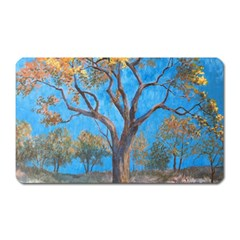 Turkeys Magnet (Rectangular)