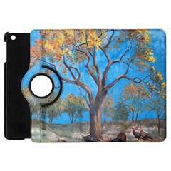 Turkeys Apple Ipad Mini Flip 360 Case