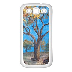 Turkeys Samsung Galaxy S3 Back Case (white)