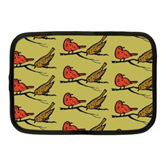 Bird Birds Animal Nature Wild Wildlife Netbook Case (medium)
