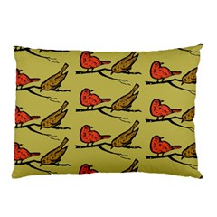 Bird Birds Animal Nature Wild Wildlife Pillow Case