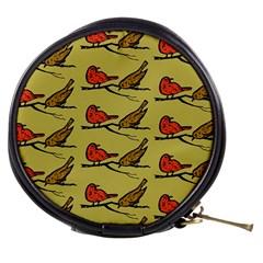 Bird Birds Animal Nature Wild Wildlife Mini Makeup Bags