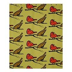 Bird Birds Animal Nature Wild Wildlife Shower Curtain 60  X 72  (medium)