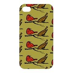 Bird Birds Animal Nature Wild Wildlife Apple Iphone 4/4s Hardshell Case
