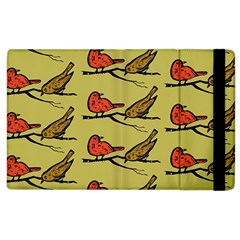 Bird Birds Animal Nature Wild Wildlife Apple Ipad 2 Flip Case