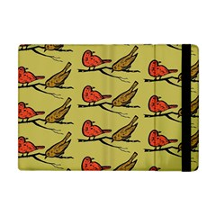 Bird Birds Animal Nature Wild Wildlife Apple Ipad Mini Flip Case