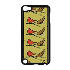 Bird Birds Animal Nature Wild Wildlife Apple Ipod Touch 5 Case (black)