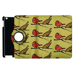 Bird Birds Animal Nature Wild Wildlife Apple Ipad 3/4 Flip 360 Case