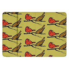 Bird Birds Animal Nature Wild Wildlife Samsung Galaxy Tab 8 9  P7300 Flip Case