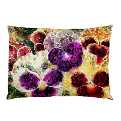 Background Flowers Pillow Case