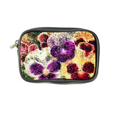 Background Flowers Coin Purse