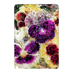 Background Flowers Samsung Galaxy Tab Pro 10 1 Hardshell Case