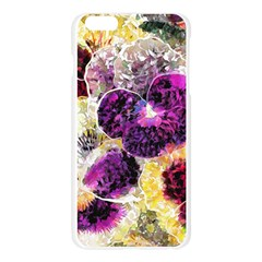 Background Flowers Apple Seamless iPhone 6 Plus/6S Plus Case (Transparent)