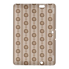 Background Rough Stripes Brown Tan Kindle Fire Hdx 8 9  Hardshell Case