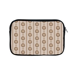 Background Rough Stripes Brown Tan Apple Macbook Pro 13  Zipper Case