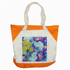 Backdrop Background Flowers Accent Tote Bag