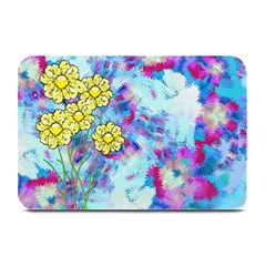 Backdrop Background Flowers Plate Mats