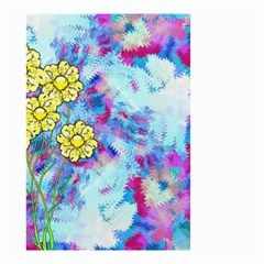 Backdrop Background Flowers Small Garden Flag (two Sides)