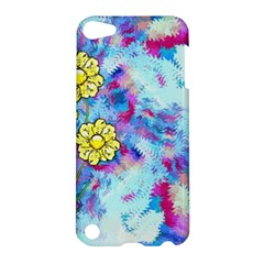 Backdrop Background Flowers Apple Ipod Touch 5 Hardshell Case