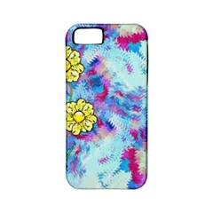 Backdrop Background Flowers Apple Iphone 5 Classic Hardshell Case (pc+silicone)