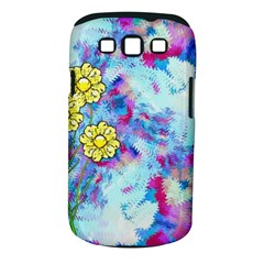 Backdrop Background Flowers Samsung Galaxy S Iii Classic Hardshell Case (pc+silicone)