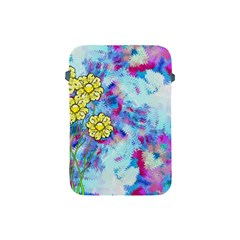 Backdrop Background Flowers Apple Ipad Mini Protective Soft Cases