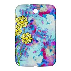 Backdrop Background Flowers Samsung Galaxy Note 8 0 N5100 Hardshell Case