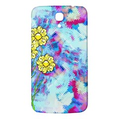 Backdrop Background Flowers Samsung Galaxy Mega I9200 Hardshell Back Case