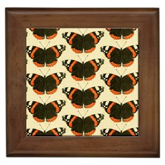 Butterfly Butterflies Insects Framed Tiles