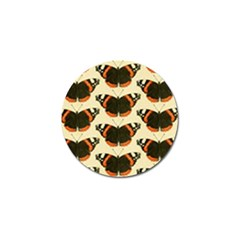 Butterfly Butterflies Insects Golf Ball Marker (10 Pack)