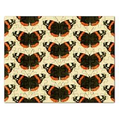 Butterfly Butterflies Insects Rectangular Jigsaw Puzzl