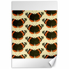 Butterfly Butterflies Insects Canvas 12  X 18