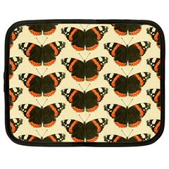 Butterfly Butterflies Insects Netbook Case (large)