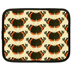 Butterfly Butterflies Insects Netbook Case (xl)