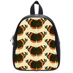 Butterfly Butterflies Insects School Bags (small)