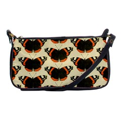 Butterfly Butterflies Insects Shoulder Clutch Bags